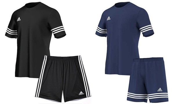 Cuando suficiente pronóstico  Adidas Entrada 14 Sports T-Shirt and Shorts Set for €26.99 With Free  Delivery