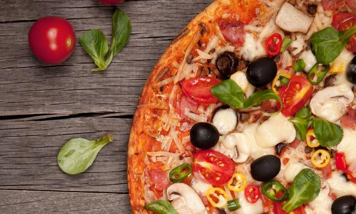 I Pizzavori - Roma: Menu pizza o puccia con antipasto e birra a 16,99 €
