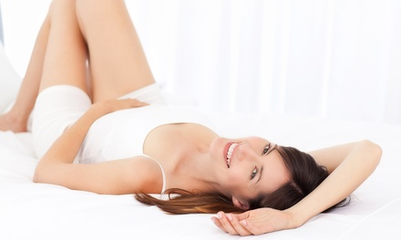 Six Laser Hair-Removal Treatments on a Small, Medium, or Large Area at Starlite Laser (Up to 78% Off)