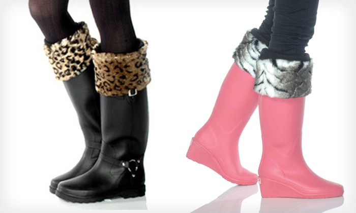 Chinese Laundry Fleece Boot Liners: Chinese Laundry Fleece Boot Liners (Up to 60% Off). Multiple Styles, Colors, and Sizes. Free Shipping.