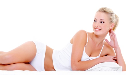 Laser Hair Removal on 2 Large and 2 Small Areas: 3 $99 or 6 Sessions $169 at Tantric Tanning Up to $2,160 Value