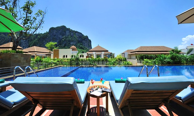 Krabi: 4* Boutique Hotel Stay 1