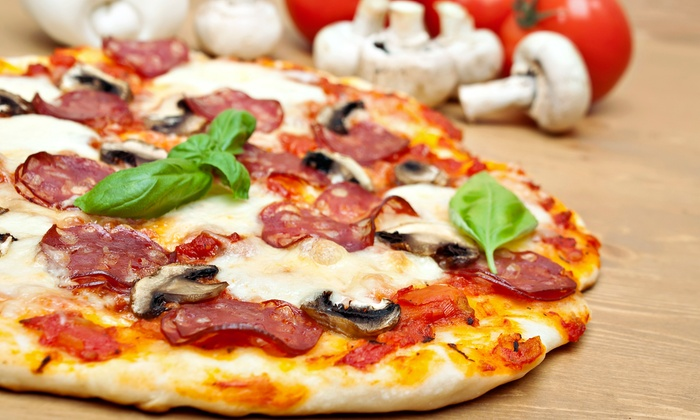 Pizza Campania - Bozeman: Italian Food at Pizza Campania (Up to 45% Off)