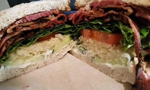 Cannon Deli: $12 for Three Groupons, Each Good for $7 Worth of Deli Fare at Cannon Deli ($21 Total Value)