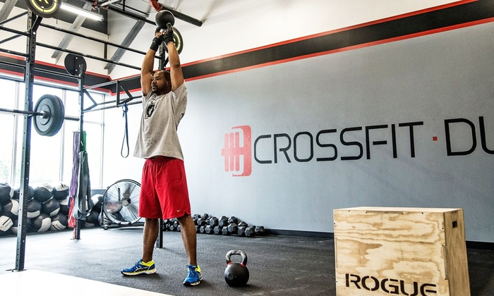 CrossFit Durable - Dominion Valley: One-Month CrossFit Membership for One or Two at CrossFit Durable (Up to 66% Off)