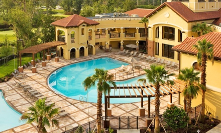 groupon daily deal - Stay at Lighthouse Key Resort and Spa in Kissimmee, FL, with Dates into February