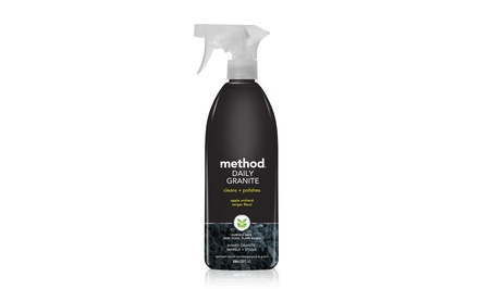 Method Daily Granite Cleaner in Apple Orchard Scent; 8-Pack of 28 fl. oz. Bottles + 5% Back in Groupon Bucks