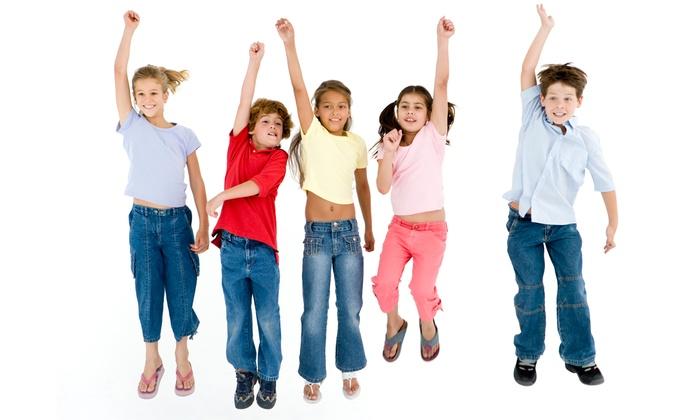 Cristina Gabriel - 1100 Davis Drive Unit 23: Five or Ten Zumba Kids or Zumba Kids Jr. Classes from Cristina Gabriel (Up to 59% Off)