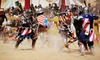 Sword Class NYC - East Harlem: Sword and Armored Combat Classes at Sword Class NYC (Up to 67% Off). Six Options Available.