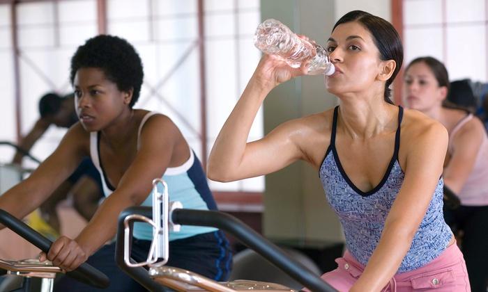Cross Kicks Fitness - Roselle: 30 Days Of Unlimited Fitness Classes from Cross Kicks Fitness (55% Off)