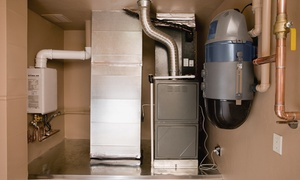 Weather Makers Heating and Cooling: $49 for a 21-Point Heater Tune-Up or Inspection from Weather Makers Heating and Cooling ($129 Value)