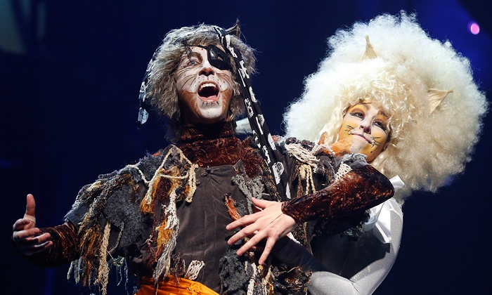 """Paramount Theatre - Paramount Theatre - Aurora: """"Cats"""" at The Paramount Theatre on October 8–12 (Up to 47% Off)"""