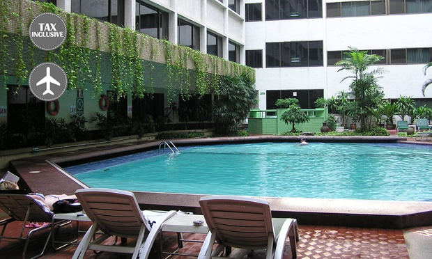 Bangkok: Asia Hotel + Thai Airways Flights 0