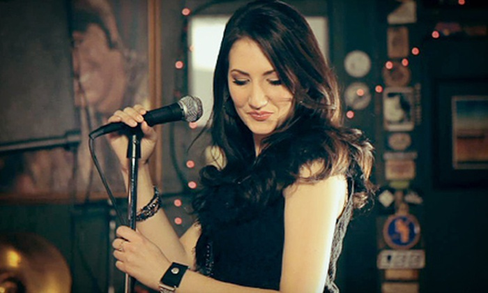 Katie Armiger Trio - Oshkosh: $32 for Katie Armiger Trio Concert for Two at Grand Opera House on November 20 at 7:30 p.m. (Up to $64 Value)