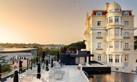 Hotel Inglaterra 4* — Estoril: 1 noite para duas pessoas com pequeno-almoço e opção de jantar desde 59,90€