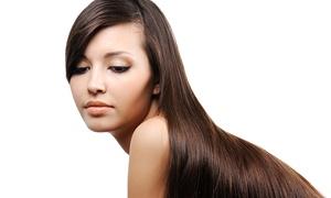 Senjuels Hairdesign: Keratinbehandlung für verschiedene Haarlängen bei Senjuels Hairdesign ab 69 € (bis zu 56% sparen*)
