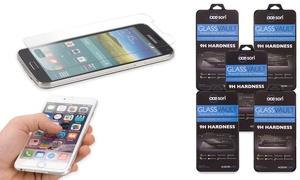 Acesori Glassvault Tempered-glass Screen Protector For Iphone 5/5s/5c, 6, 6 Plus, Galaxy S4, S5, Or Note 4 $7.99–$9.99