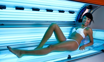 Dallas: Month of Unlimited Level 4 Tanning-Bed or VersaSpa Pro Sunless-Tanning Sessions at Metro Tan II Inc. (51% Off)