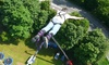 Bungee- od. Bungee-Tandem-Jumping