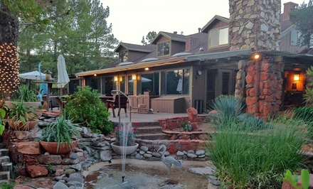 2- or 3-Night Stay for Two in a King Room or Suite at Lodge at Sedona in Arizona. Combine Up to 6 Nights.