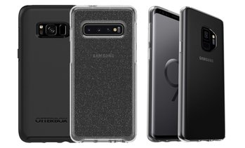 OtterBox Symmetry Case for Samsung Galaxy S8/8 Plus S9/9 Plus, and S10