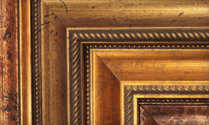 Frame de Art - Englewood: $75 Worth of Custom Framing