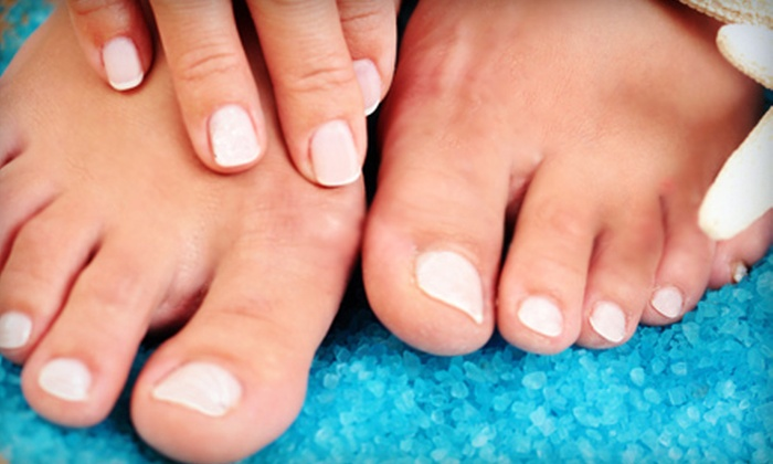 Sufu Nail Spa and Susan Nail & Spa - Multiple Locations: One or Three Mani-Pedis at Sufu Nail Spa and Susan Nail & Spa (Up to 54% Off)