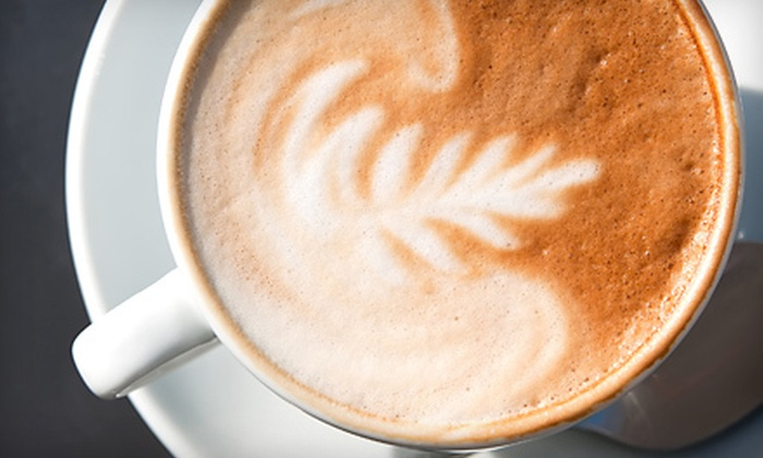Coffee on the Go... - Colorado Springs: $20 for 10 Fair-Trade Coffees or Espresso Drinks at Coffee on the Go... (Up to $42.50 Value)
