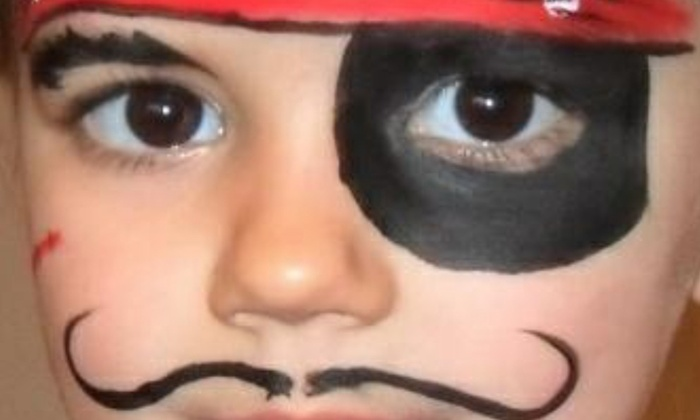 Party Planning on Wheels - Central Jersey: Up to 51% Off Face Painting  at Party Planning on Wheels