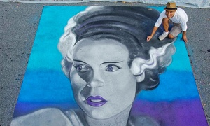 Marietta/Cobb Museum of Art: Marietta/Cobb Museum of Art Visit or Chalktoberfest Craft Beer Festival (50% Off)