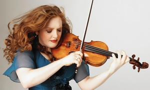 The Maryland Symphony Orchestra Featuring Rachel Barton Pine: The Maryland Symphony Orchestra featuring Rachel Barton Pine on Saturday, November 12 or November 13