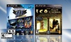 PlayStation 3 5-Game Bundle with ICO Shadow and Sly Cooper Collections