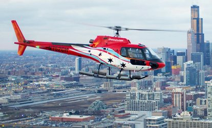 <strong>Helicopter</strong> Tours for Two at Chicago <strong>Helicopter</strong> Experience (Up to 20% Off)