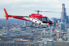 Up to 24% Off Tours at Chicago Helicopter Experience