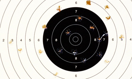 Range Package or Classes at Close Quarters Tactical (Up to 50% Off). Five Options Available.
