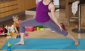 MyYogaWorks: 3- or 12-Month Unlimited Online Membership from MyYogaWorks (Up to 89% Off)