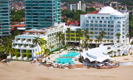 4-Night All-Inclusive Mexico Vacation with Airfare. Price/Person Based on Double Occupancy. Includes Taxes and Fees.