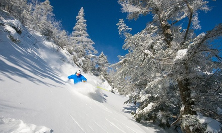 Stay with Water-Park Passes and Optional Ski Package at Jay Peak Resort in Jay, VT. Dates into April.