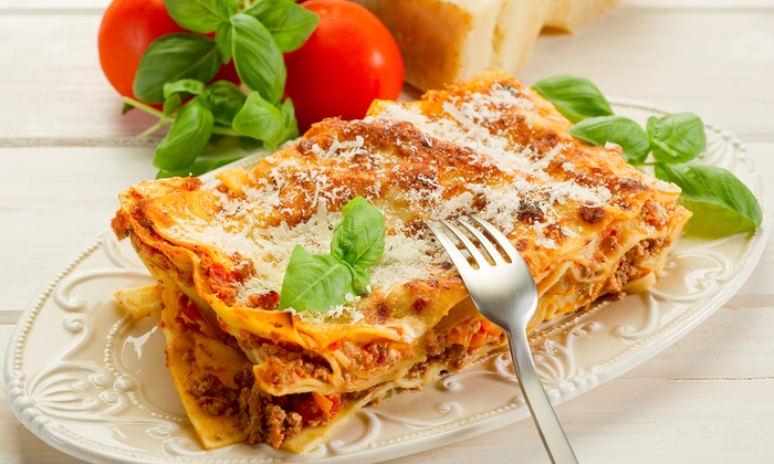 Bellissimo Ristorante - Allentown City Historic District: Italian Food for Dine-In or Carry-Out at Bellissimo Ristorante (Up to 50% Off)