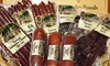 Country Smoke House: Home-Delivered Domestic or Wild Game Meat Gift Box from Country Smoke House (Up to 41% Off) Online Redemption Only.