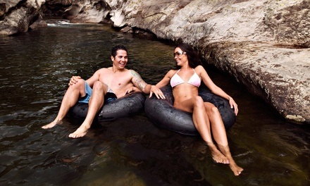 Tube Rental and Shuttle Access with Optional Cooler Rental for Two or Four from Landa River Trips (Up to 54% Off)