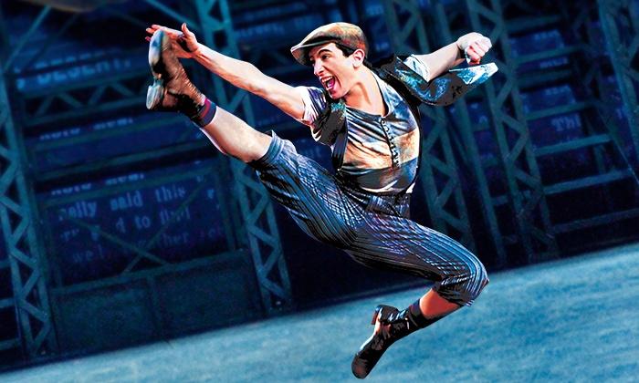 """Disney's """"Newsies"""" - Ed Mirvish Theatre: Disney's """"Newsies"""" Musical at Ed Mirvish Theatre, July 15–26 (Up to 39% Off)"""