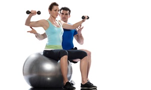 90-Second Fitness: Two or Four Personal-Training Sessions at 90-Second Fitness (Up to 85% Off)