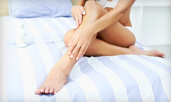 Ossia Salon and Spa - Waterloo: $189 for Unlimited Laser Hair Removal for a Year at Ossia Salon and Spa (Up to $960 Value)
