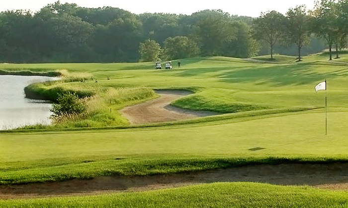 Orchard Valley Golf Course - Orchard Valley Golf Course: $59 for an 18-Hole Round of Golf for Two with Cart at Orchard Valley Golf Course ($138 Value)