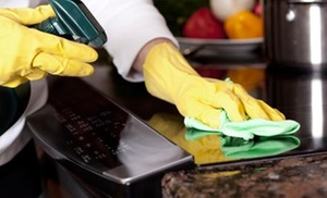 Tejas Cleaning Service: Three Hours of Home Organization and Cleaning Services from Tejas Cleaning Service (25% Off)