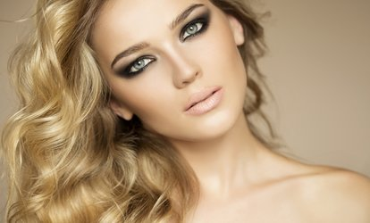 image for Highlights, Balayage, or Single-Process Color with Blow-Dry and Style at Studio Styles By Denise (Up to 39% Off)