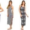 Women's Side Slit Maxi Dress