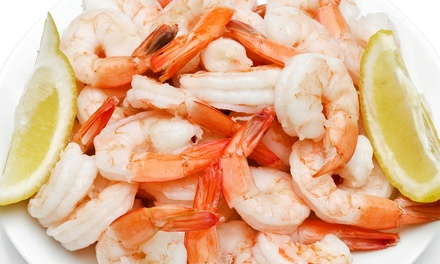 Seafood Meal or Take-Home Seafood Groceries at Fisherman's Legacy (45% Off)