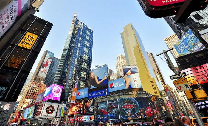 4 Days in New York including Transport and Hotel with Vacances Sinorama (from $169), Departures up to May 2017